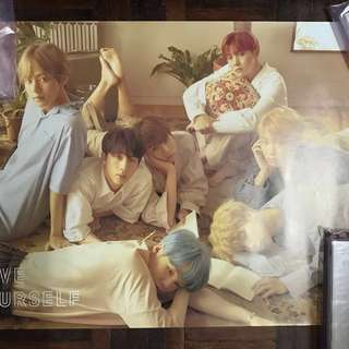 [WTS] BTS Love Yourself Posters
