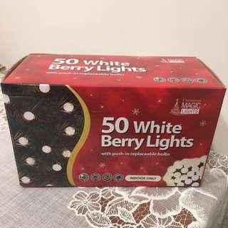 聖誕燈飾-燈泡