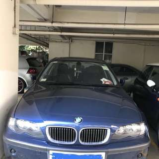 BMW 320I (2171cc)