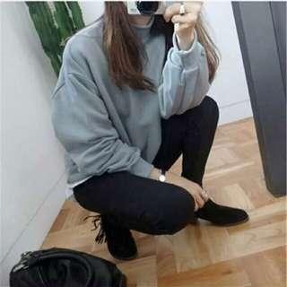 Plain Basic Sweater