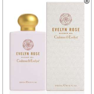 Crabtree Evelyn Rose Shower Gel 250ml