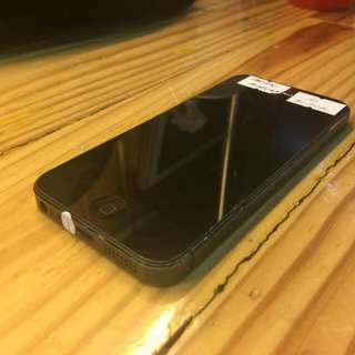 FOR SALE RUSH IPHONE 5 16GB 3G GPP