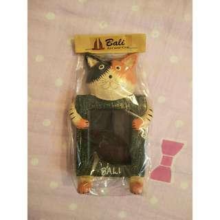 🌸巴里島貓咪相框🌸