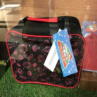 Limited edition Sanrio travel pouch - Changi mystical garden