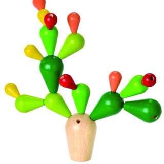 Plan Toys: Cactus Balancing Toy