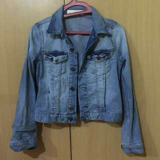 ‼️ Denim Jacket (NEGOTIABLE PRICE)