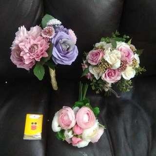 婚後物資 結婚 婚禮 花球 花束