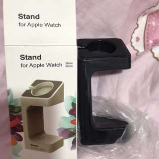 Apple Watch 黑色支架