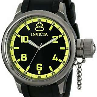 invicta russian divers watch