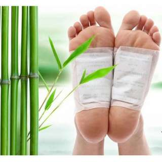 Foot patch detox foot mask