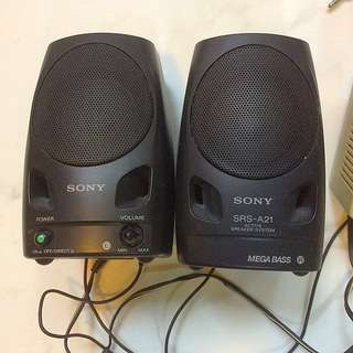 Sony Mini Speakers
