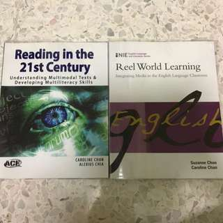 Reading in the 21st Century and Reel World Learning set