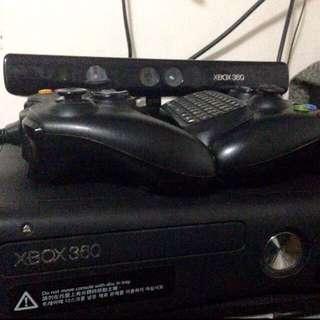 Xbox 360 w/ 6 FREE games