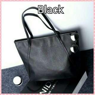 Plain and Simple Shoulder Bag