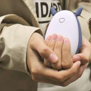 ⛄冬天之寶-USB隨身暖手器🔥(二合一)