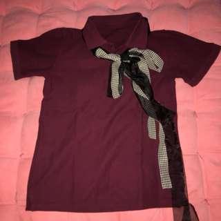 Polo shirt + free pita