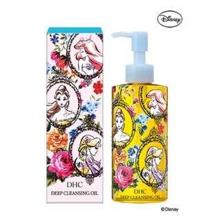 #1212YES BNIB DHC Deep Cleansing Oil Disney Princess Edition x Japan 70ml