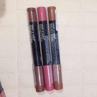 Wet n wild Lip color