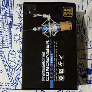 Condenser Microphone Bm-800 series
