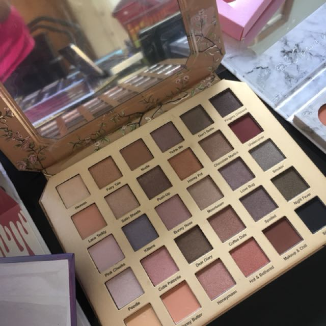 35 natural too faced