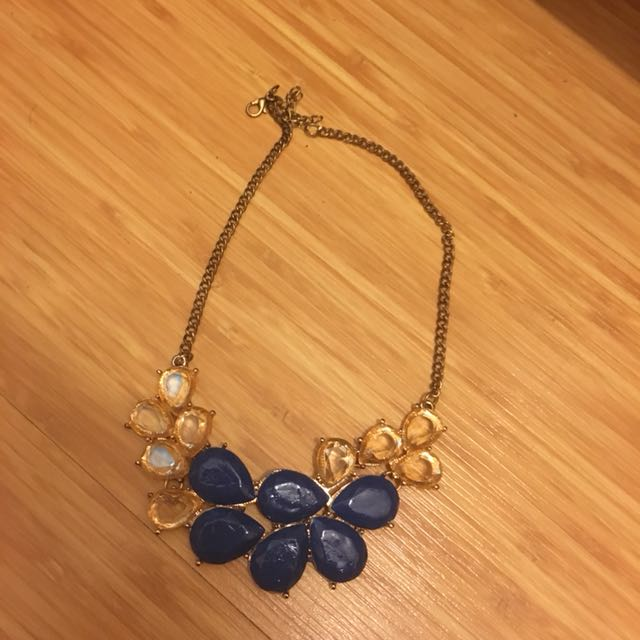 $5 for choker and necklace