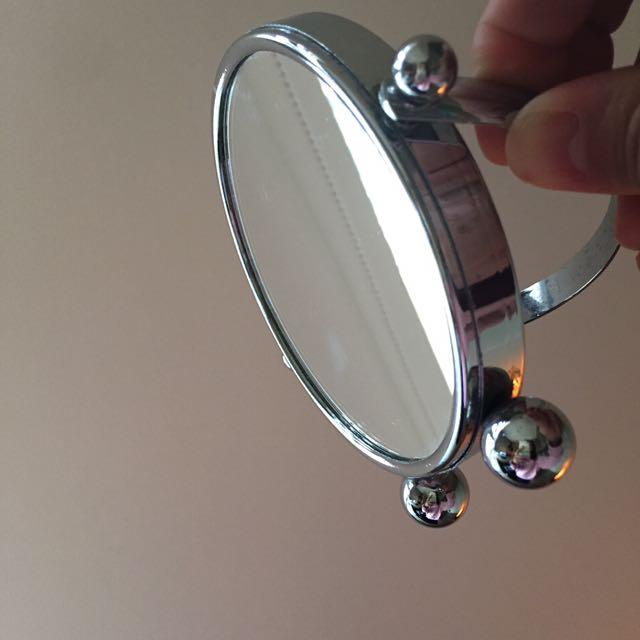 雙面圓鏡可立式✨#好物任你換