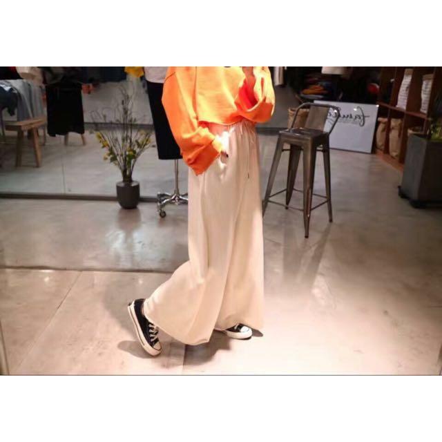 🔥出清🔥琥珀太太 🇰🇷 落地棉褲 #我的女裝可超取