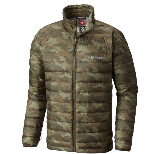 美國代購 🇺🇸 Columbia Omni-Heat Camo 迷彩 夾克 外套