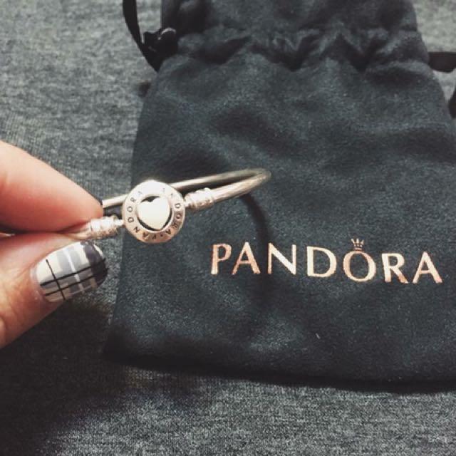 澳洲代購 保證正品 Pandora潘朵拉硬環 全新 有尺寸~