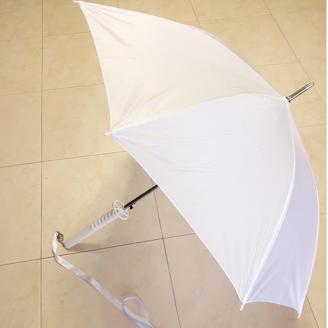 🉐 Japanese Sword / Katana Umbrella (Rukia Sode no Shirayuki Style)