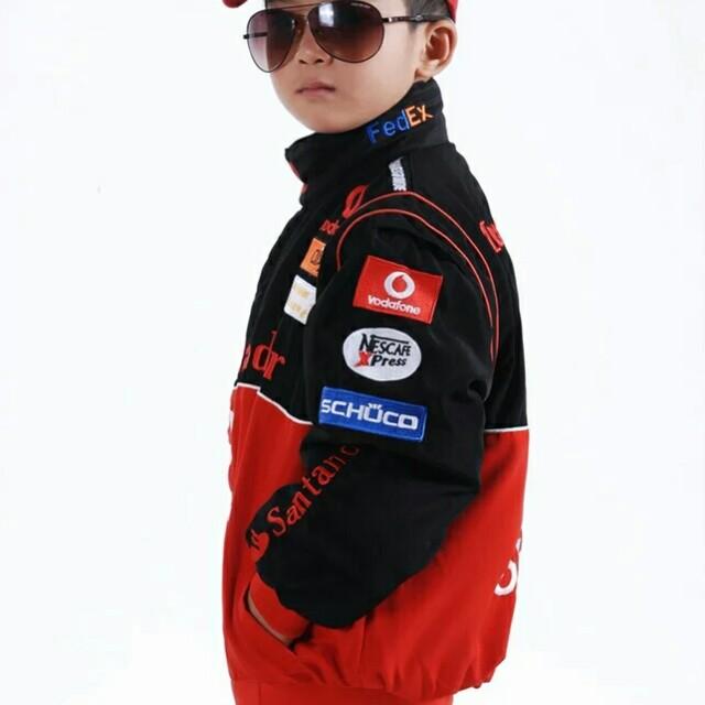 兒童帥氣賽車服外套 有需要哪款請PO款示給我 尺寸:S-2XL 賴lucky2200(小培) FB:南部雜貨舖