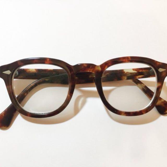 二手美品 Tart Optical ARNEL 經典玳瑁款 $9,000(免運)