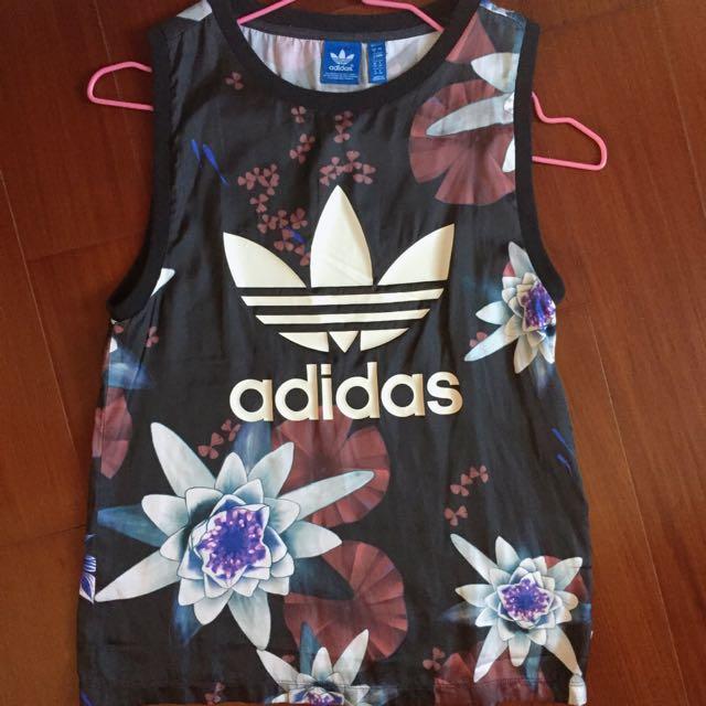 Adidas球衣背心✨