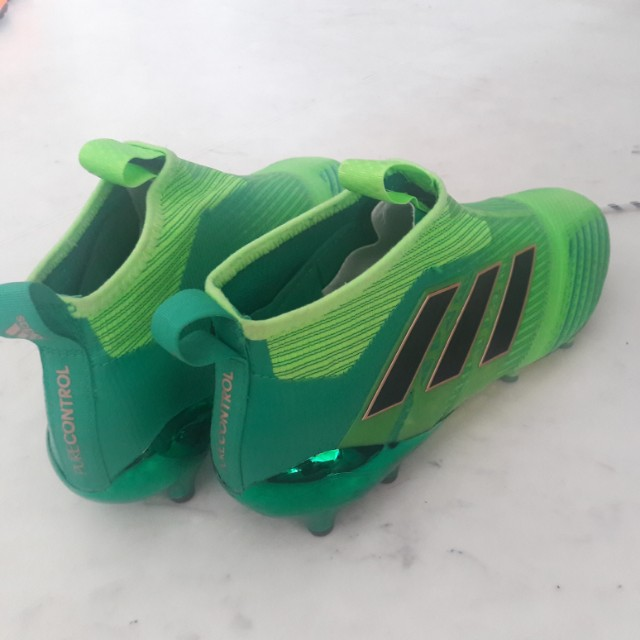 sale retailer 2acb3 41132 Adidas ACE17+ Purecontrol FG, Sports, Sports & Games ...