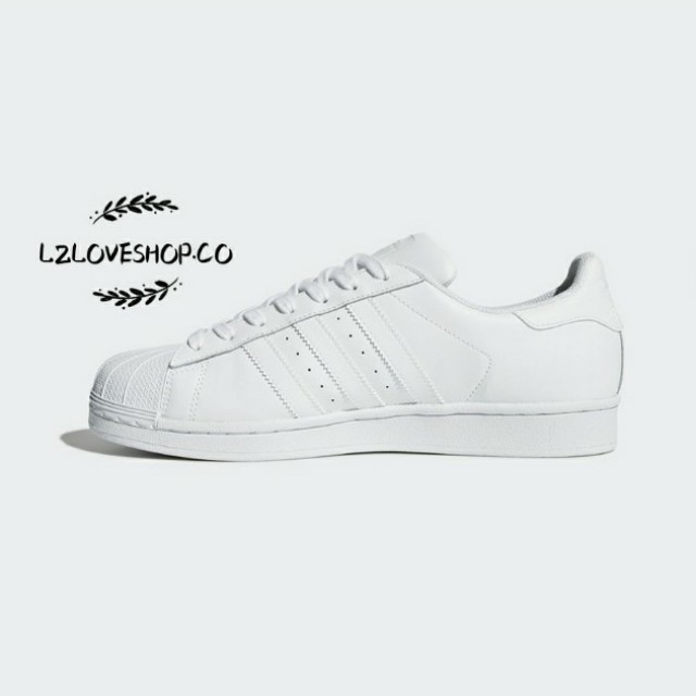 new concept 1819d 03919 Adidas Superstar Foundation Shoes - White  B27136 , Women s Fashion ...