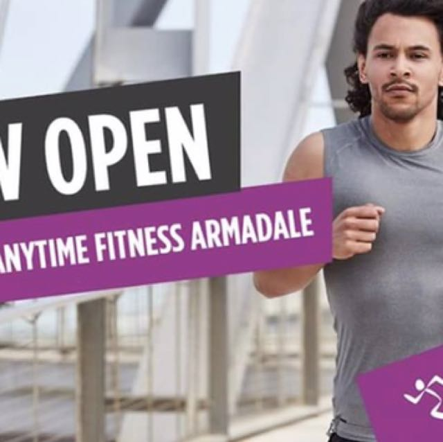 Anytime Fitness Armadale Voucher $100