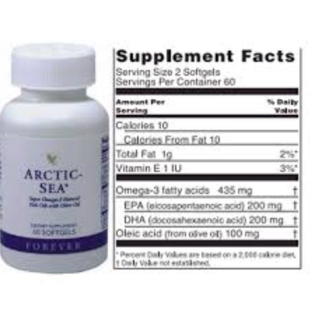 Artic Sea by Forever Living