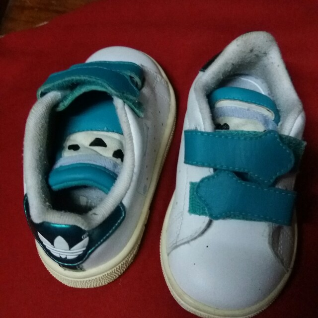 4b7648469e851 Authentic adidas toddler baby shoes