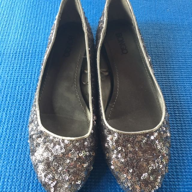 dce0082ed875 Authentic BONGO SEQUINED DOLL SHOES