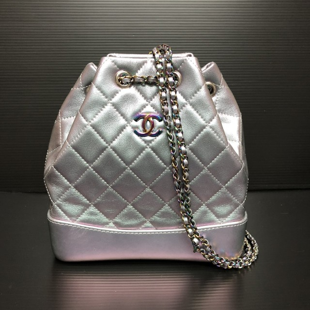 b5650783e727 Authentic Chanel Small Gabrielle Backpack