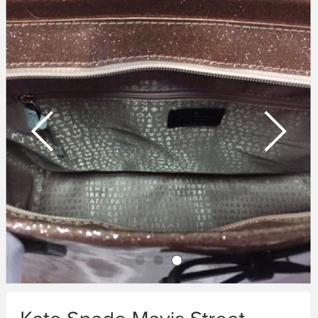 Authentic Kate Spade Bag 7k (posting for a friend)