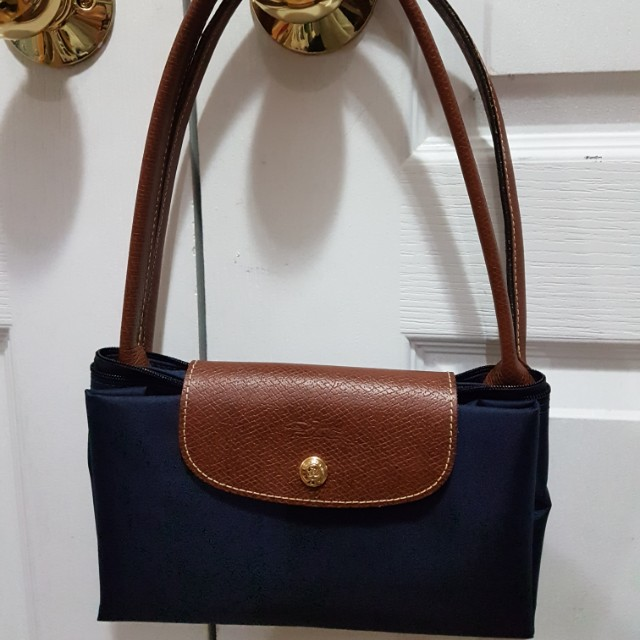 AUTHENTIC Long Champ in Blue