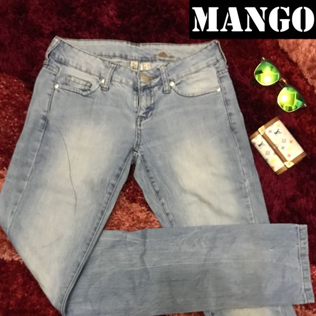 AUTHENTIC MANGO PANTS