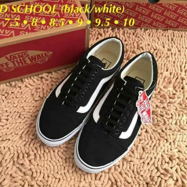 b16739bb45 Authentic OLD SKOOL Vans Made in USA (UNISEX)