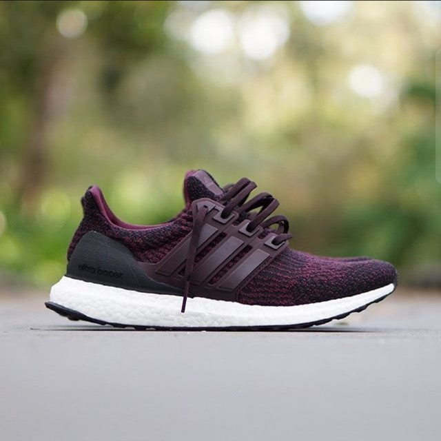 AUTHENTIC Ultra Boost 3.0 RED NIGHT