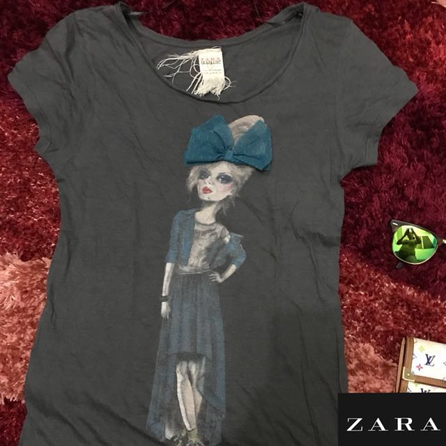 AUTHENTIC ZARA TRAFALUC TOP