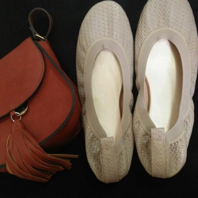 """ballet shoes - size 7"""""""