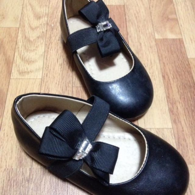 Black Dollshoes