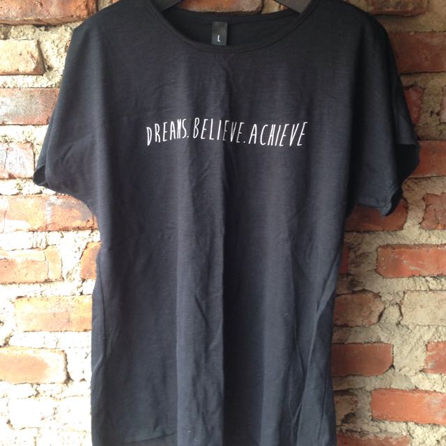 Black tshirt by SMITH