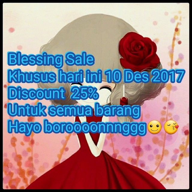 Blessing Sale